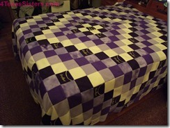 Crown Royal Quilt 2