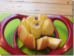 apple to slice-n